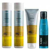 LAKME Deep Care - сет за оштетена коса