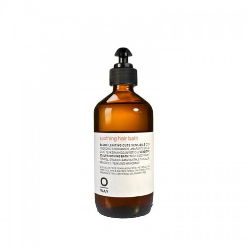 Шампон за Чувствителен скалп (го лекува Оштетеното ткиво) ORGANIC 240мл