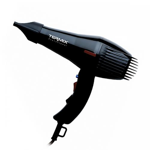 Фен за Коса: Јонски (Брз проток на воздух за Заштита на влакното) 1800w TERMIX®