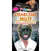 7th Heaven CHARCOAL MUD - маска со активен јаглен