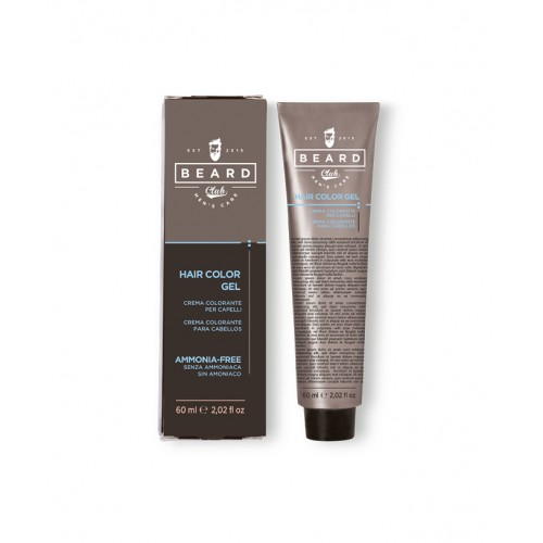 Колор гел боја за коса за мажи 60мл + Активатор 150мл.