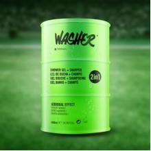 WASHER Gooooal Effect 600мл. - гел за туширање+шампон